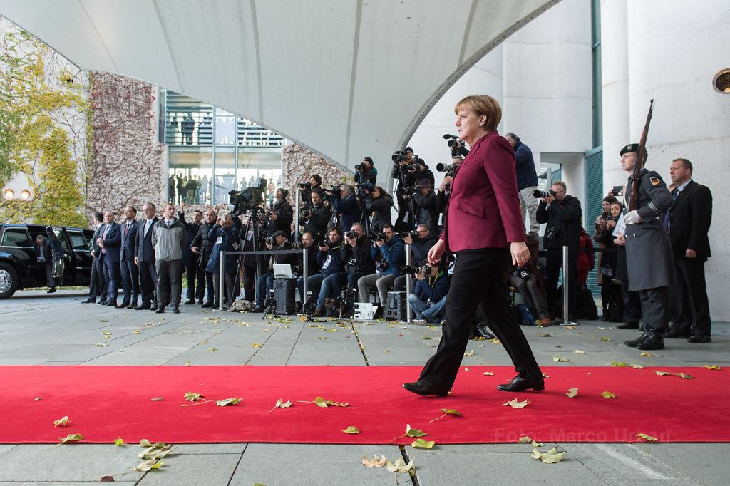 Angela Merkel, Kanzleramt